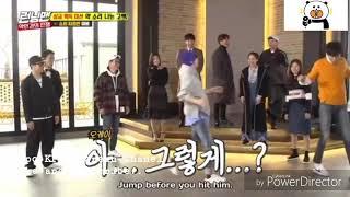 Oh Yeon Seo Is Happy On Running Man