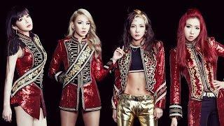 2NE1 FIRE 2015 MAMA LIVE