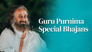 Top 5 Art Of Living Guru Bhajans | Guru Poornima Special | Art Of Living Bhajans