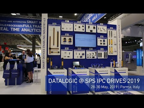 Datalogic @ SPS IPC Drives 2019 | Smart Devices Enabling Industry 4.0