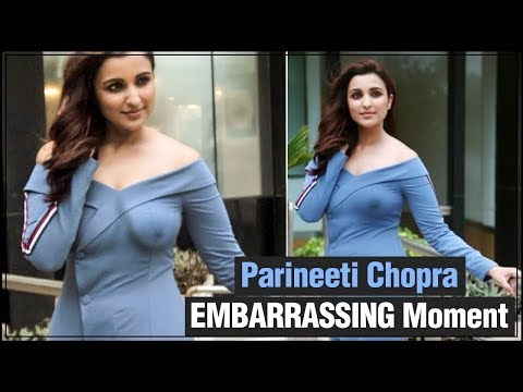Parineeti Chopra Spotted With New Dress New Look EMBARRASSING Moment - Giggly99