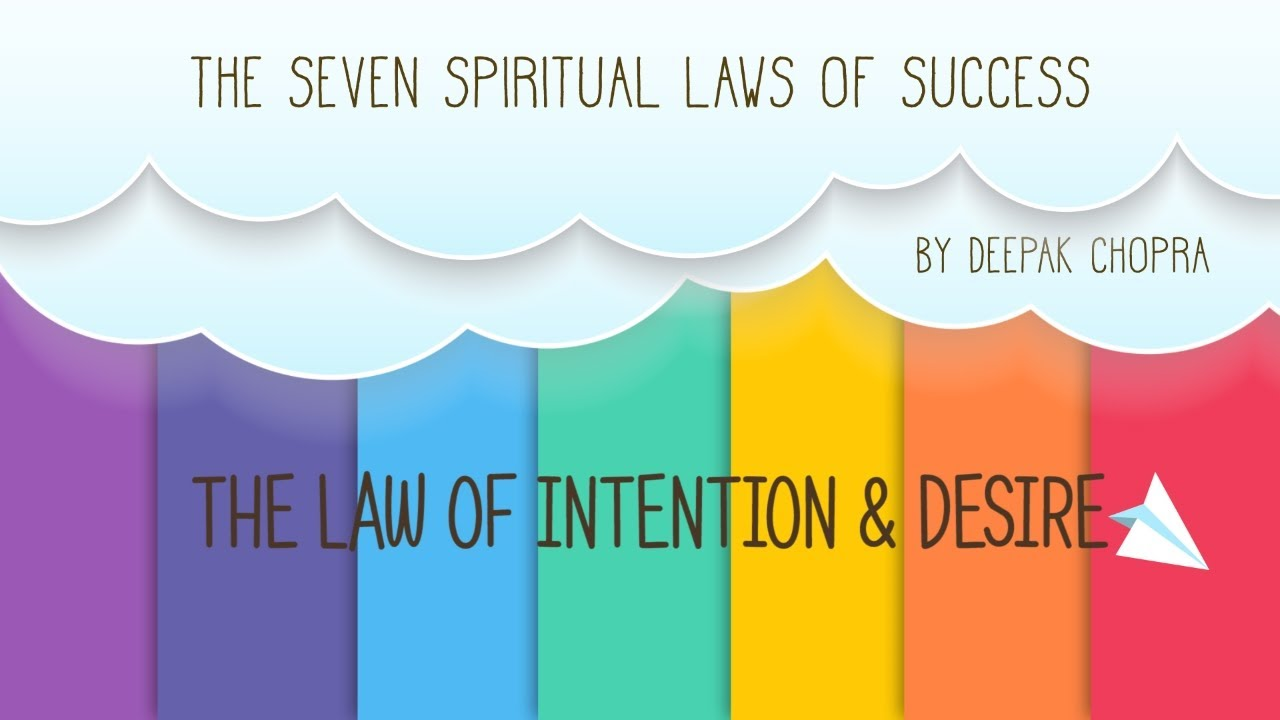 5ος πνευματικός νόμος της επιτυχίας