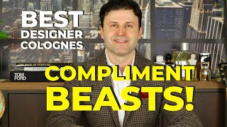 Top 10 MOST COMPLIMENTED FRAGRANCES 2019 | MAX FORTI