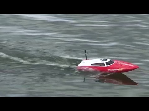 Volantex RC – Vector 28 (Mini RC Boat) – Review and Run