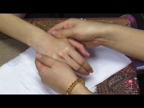 Nails: Hand Spa Massage