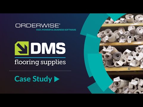 DMS Flooring Supplies | OrderWise Case Study