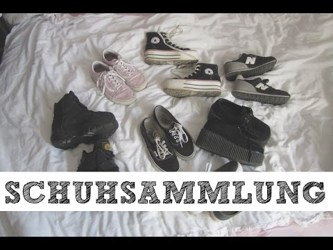 Meine Schuhsammlung ( Update ) - Creeper, New Balance, Buffalo, Plateau Sneaker; Air Max, etc
