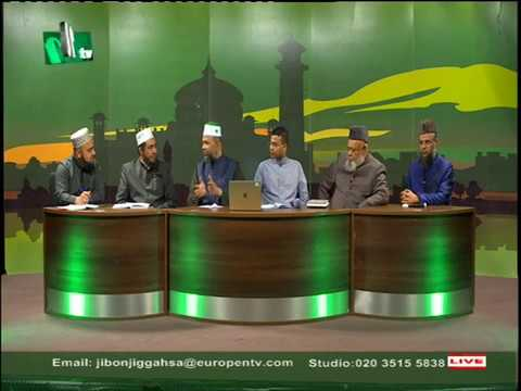 Jibon Jiggasha With NTV About Shobe Barat S1 190419
