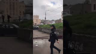 Взрыв в Харькове 25.10.2019