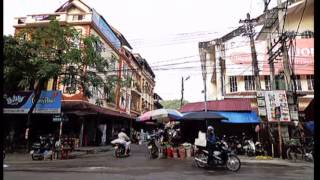 preview picture of video 'Thành phố Hà Giang 2012'