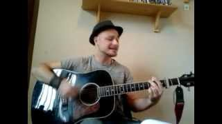 """""""The bonnie Banks of Loch Lomond"""" Acoustic Cover by Luca Lionheart"""