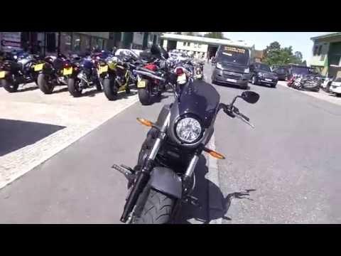 2016 Victory Octane 1200cc V twin