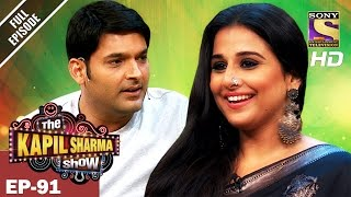 The Kapil Sharma Show - दी कपिल शर्मा शो - Ep - 91 -Team Begum Jaan In Kapil
