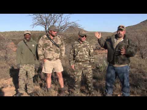 Daniel Barrera - Black Springbuck Hunt 2014
