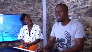 Angel Benard-Salama Live Performance  Akiimba na Mume wake Godsave Sakafu