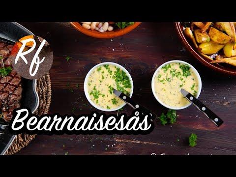 Klassiskt recept på bearnaisesås och hur du lagar en god hemmagjord Bearnaisesås. Mycket god bara man fått lite kläm på det och sedan vill du inte ha annat än denna supergoda hemgjorda Bea. >