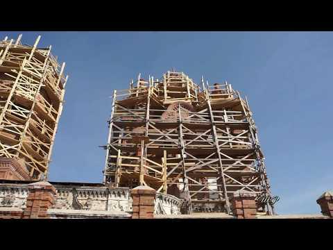 реставрация Троицкой церкви. г. Енисейск 2 05 2018 г