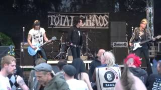 Total Chaos - live - Ruhrpott Rodeo 2015