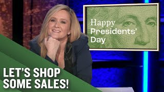 Finally...A Happy Presidents' Day | Full Frontal on TBS