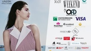 Summer Weekend by Odessa Fashion Day - 2016