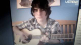 Chase Coy - Never Change live on USTREAM
