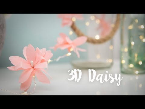 Flower Fairy Lights DIY! Bedroom Decor