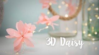 DIY Flower Fairy Lights - Sizzix