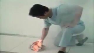 Pode alguém queimar ou mover objetos somente com sua energia? O incrível poder do chi kung!