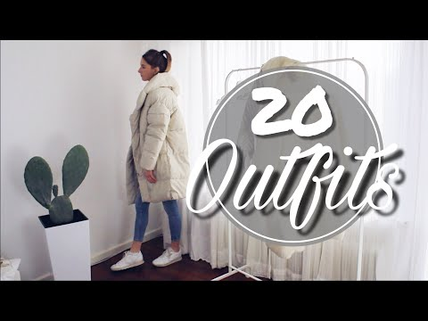 Lookbook | 20 Outfits ❕