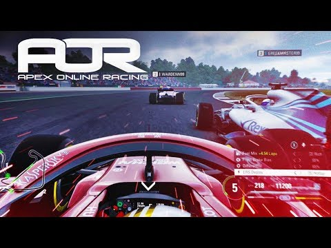 Championship Changing Moment - F1 2018 AOR Silverstone