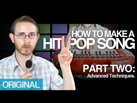 Jak vytvořit popový hit #2
