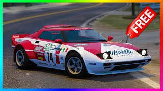 Rockstar Games Is Giving Away This FREE Vehicle To ALL Players In GTA 5 Online & MORE!