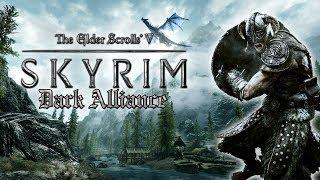 Skyrim Dark Alliance. Замес на Ветреном пике