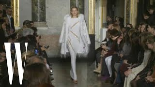 Emilio Pucci Fall 2012 - Runway Fashion Show - W Magazine