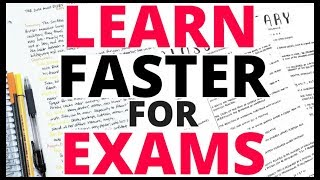 Best Way To Learn Faster For Board Exams Prepare For Exam In A Short Time Motivational Video