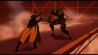 Son of Batman: Final Fight Robin VS Deathstroke