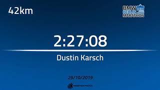 Momente aus Dustin Karsch Berlin Marathon Teil 2