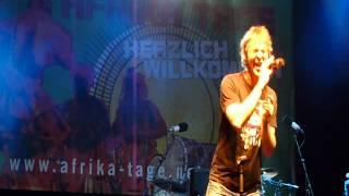 Fool's garden  RAIN live@Afrika Tage Vienna 11 08 12