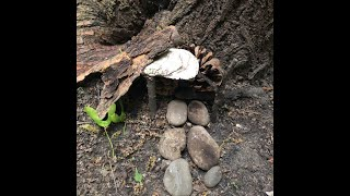 DIY Day - Fairy Houses And Gnome Homes
