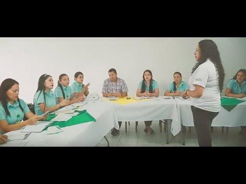 Vidéo Youtube - Proyecto PASAC : Mecanismos de intervención en educación financiera