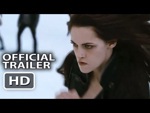 El trailer de Breaking Dawn Parte 2
