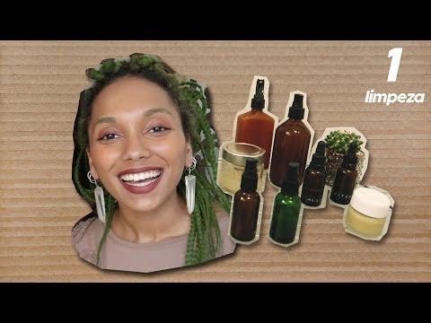 3 receitas de limpeza facial