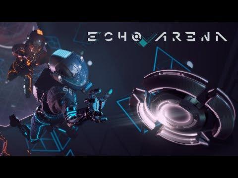 Echo Arena—Experience esports in Zero-G thumbnail