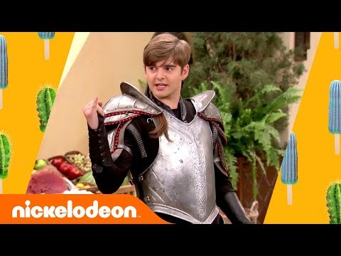 Jack Griffo Joins the Knighthood in Astoria as Sir Swayze 🤩 | Knight Squad