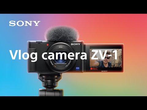 """Sony ZV-1 (24-70mm, 20.10Mpx, 1"""")"""