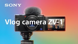 YouTube Video 5xRG3RaI9uE for Product Sony ZV-1 Vlog Compact Camera by Company Sony Electronics in Industry Cameras