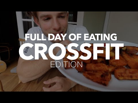 CROSSFIT | FULL DAY OF EATING