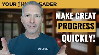 When to make progress