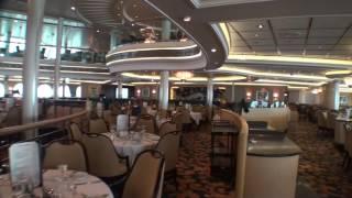 Vision of the Seas - Ship Tour