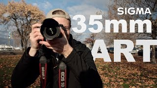 Review: Sigma 35mm f/1.4 Art Lens